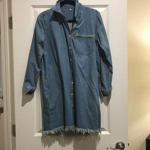 Vintage oversized shirt/dress